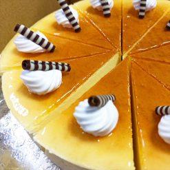 八吋輕乳酪蛋糕10切